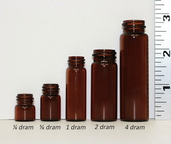 Overview Glass Amp Plastic Container Size Conversion Chart