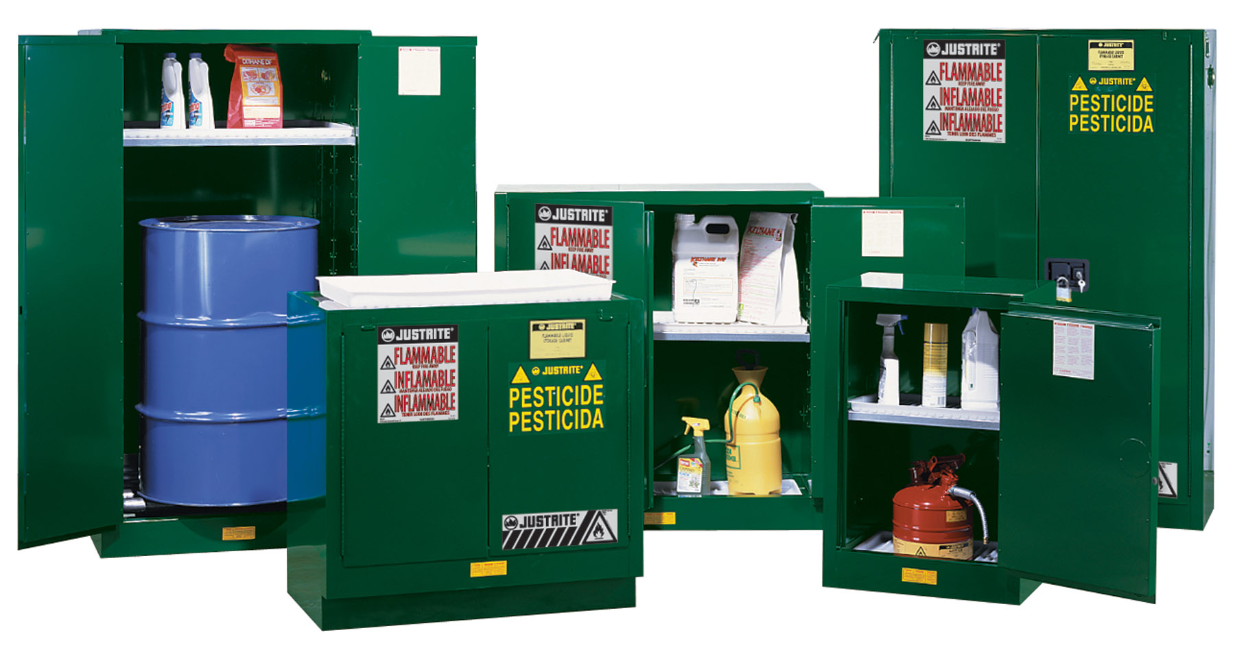 Golf Courses; Lawn care companies; 896264-grp1.jpg & Safety Cabinets for Pesticide Storage and Poison Storage