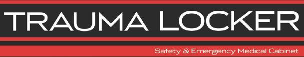 Trauma Locker Emergency First Aid Kit
